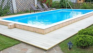 Devis piscine hors sol à l'Étang-Salé