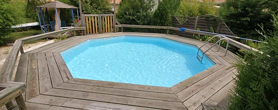 devis gratuit piscine beton Possession
